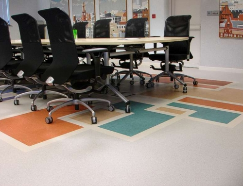 Polyflor Ltd Showroom, Whitefield, Manchester