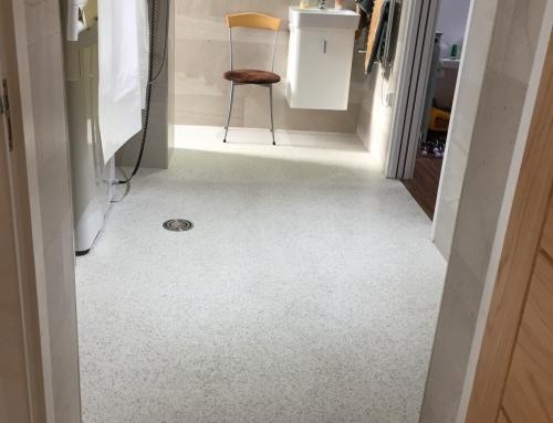 Specialist Wet Room Area